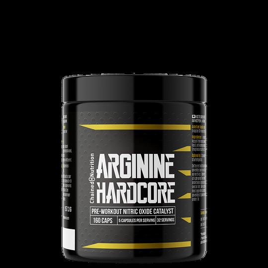 Arginine Hardcore, 160 caps
