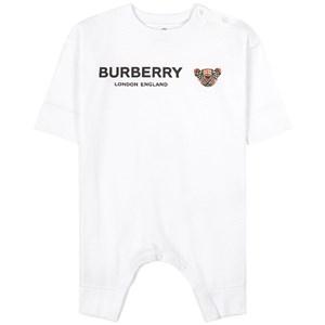 Burberry Bear Onepiece Vit 1 mån