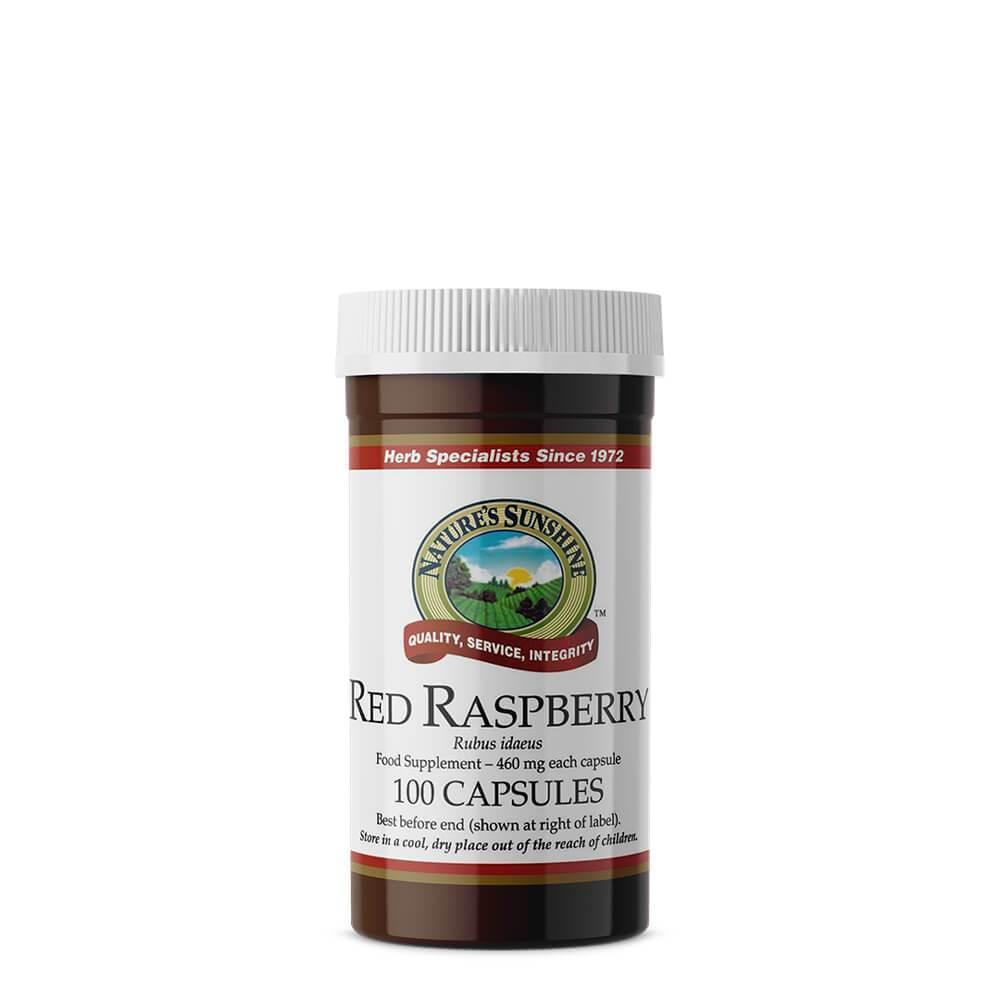 Red Raspberry (100 Capsules)