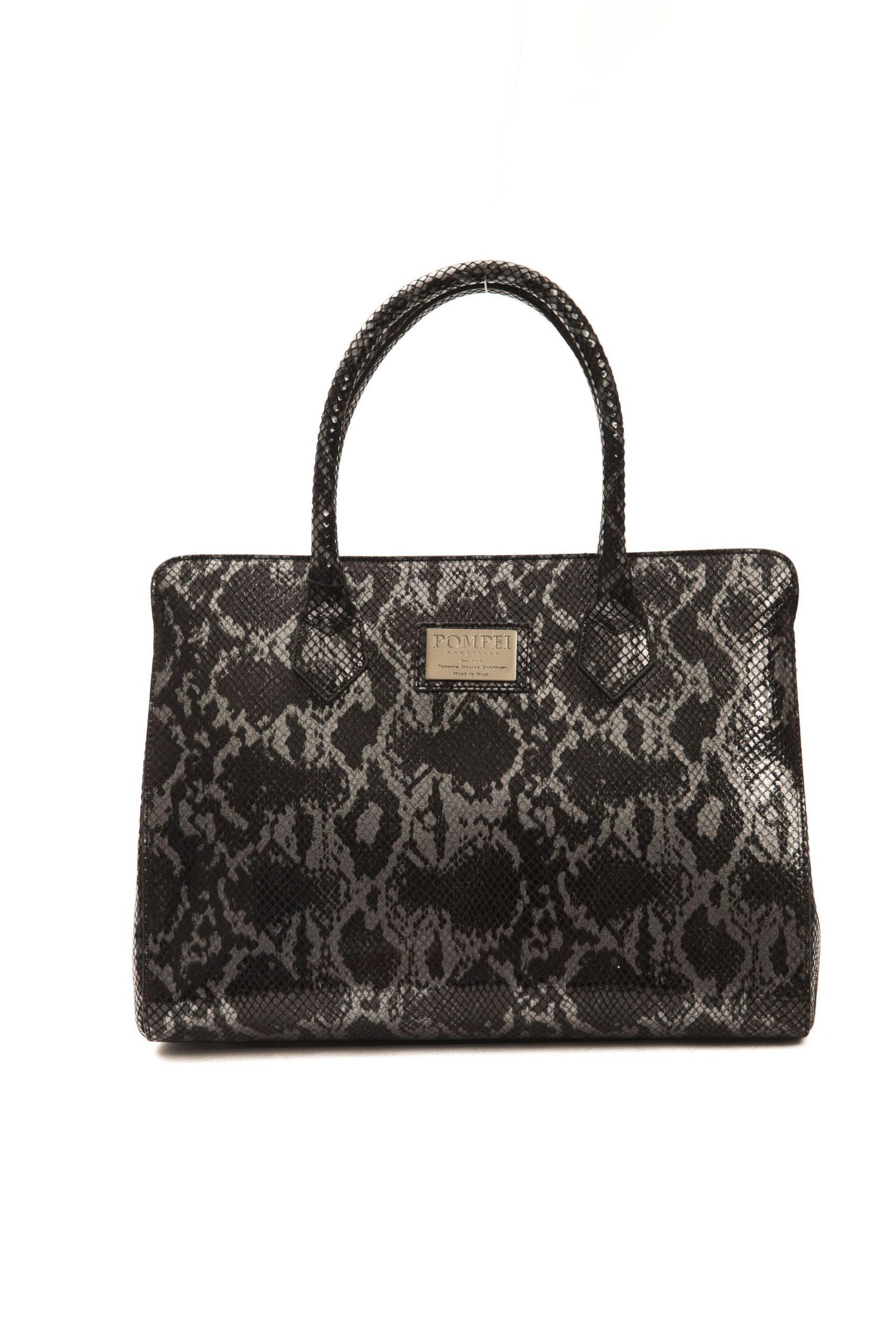 Pompei Donatella Women's Handbag Grey PO667826