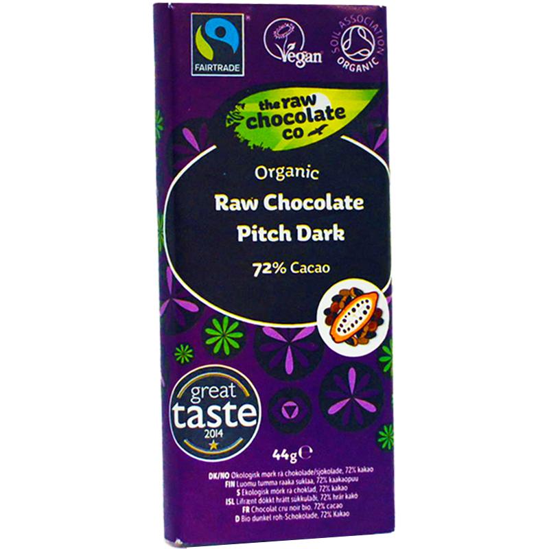 Råchoklad Mörk - 50% rabatt
