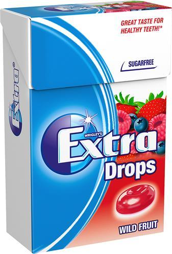 Extra Drops Wild Fruit 33g