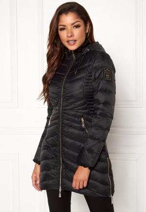 Chiara Forthi Sestriere Light Down Jacket Black 36