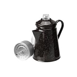 GSI Percolator 8 Cup Black