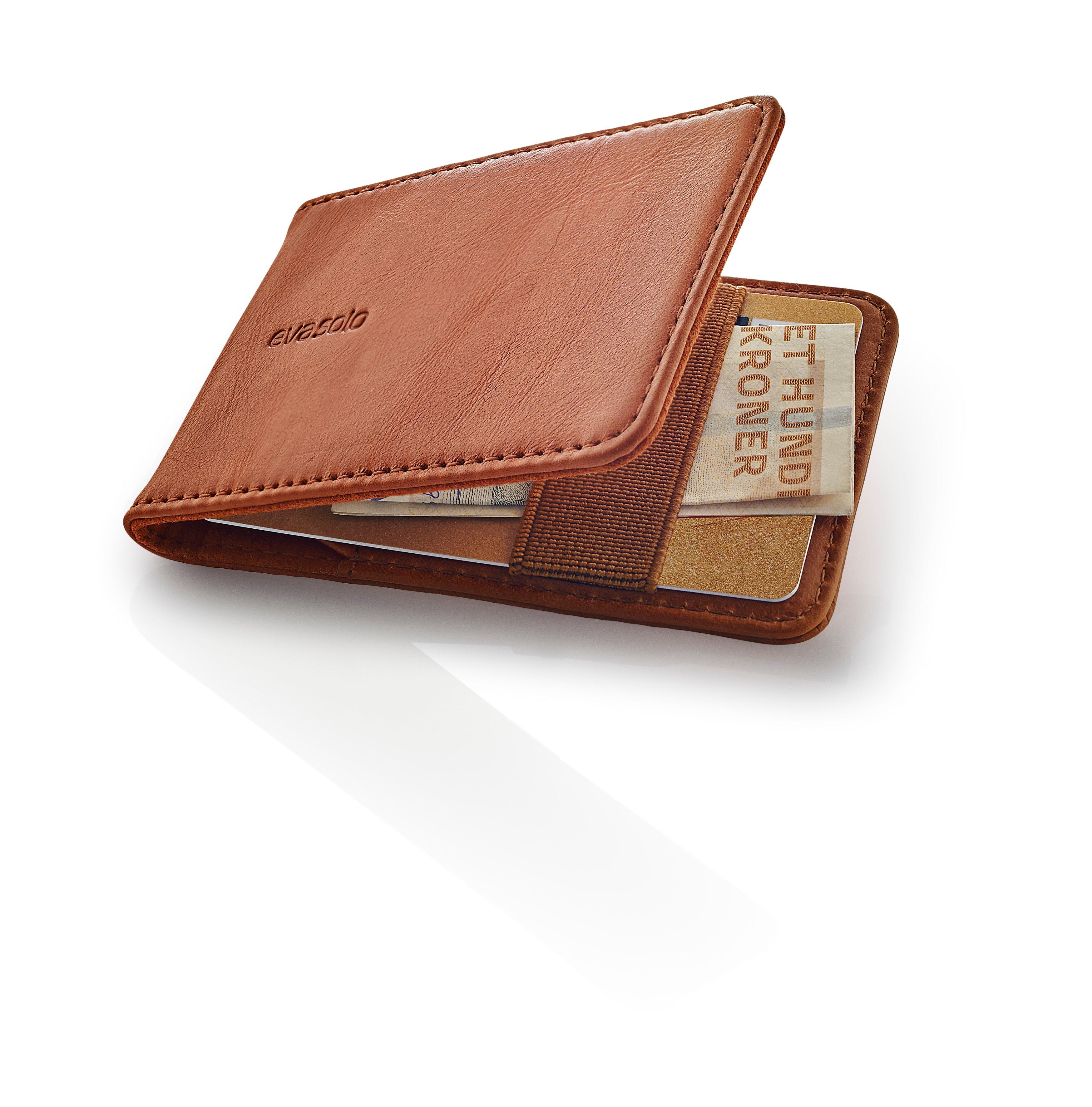 Eva Solo - Credit Card Holder - Cognac (549012)