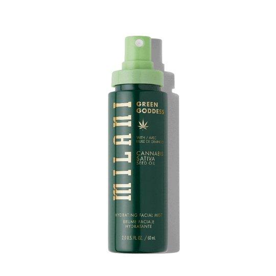 Green Godess Hydrating Facial Mist, Milani Cosmetics Kasvosuihkeet
