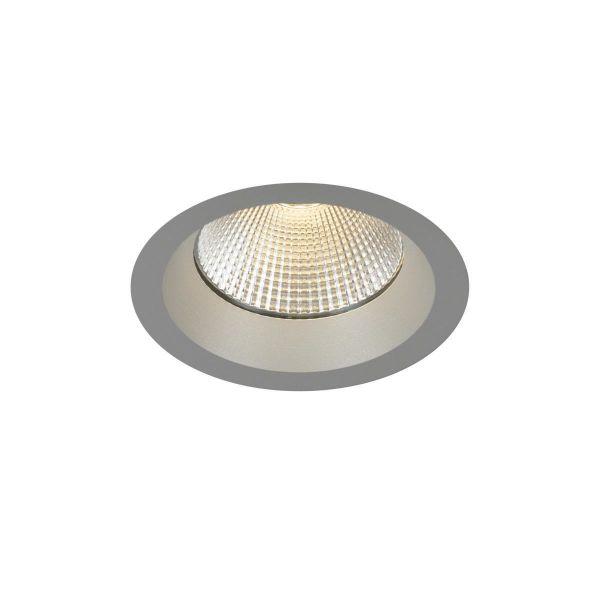 Hide-a-Lite Solo Mini G2 Downlight grå, 3000 K Fasedimmer