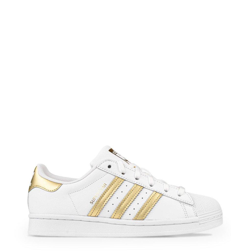 Adidas Women's Trainer Various Colours Superstar - white UK 3.5