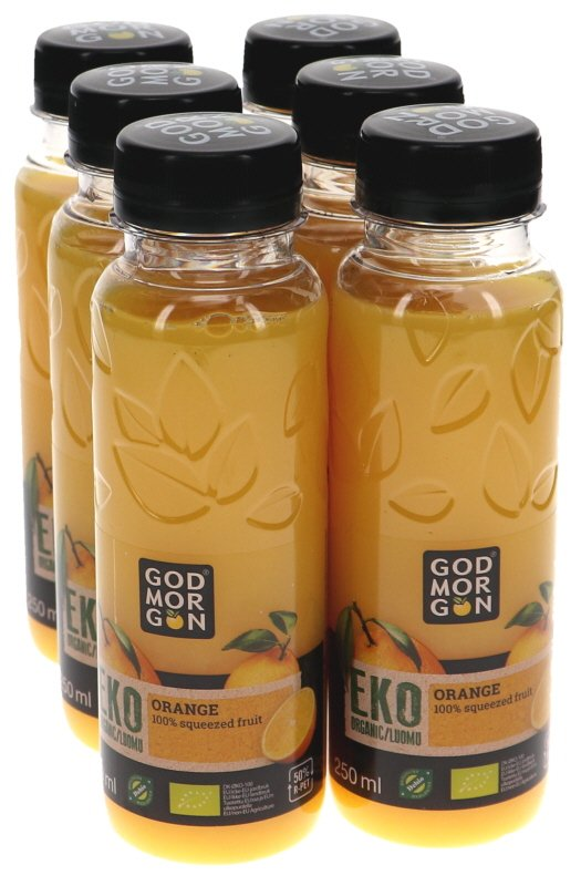 Eko Apelsinjuice 6-pack - 34% rabatt