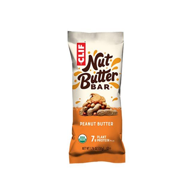 Clif bar Peanut Nutbutter, Energibar