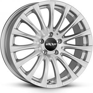 OXXO Elan Silver 7x17 5/112 ET48.5 B66.6