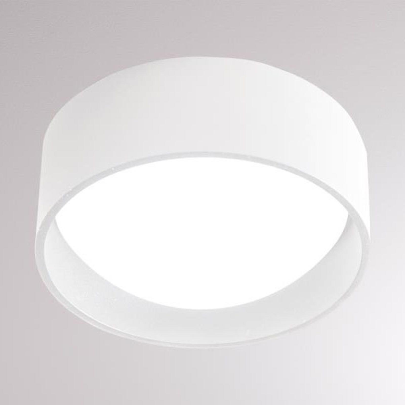 LOUM Yura -LED-kattovalaisin, valkoinen