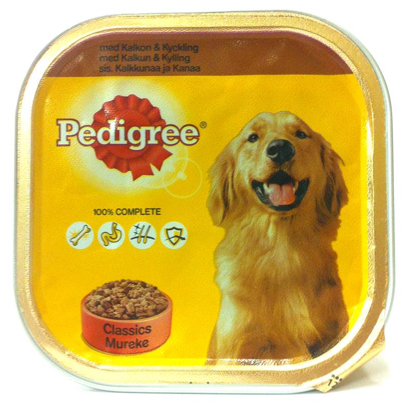 Pedigree Classic med kalkon och kyckling - 31% rabatt