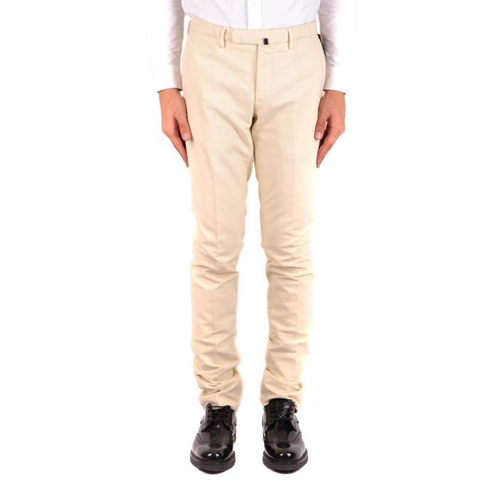 Incotex Men's Trouser White 163542 - white 46