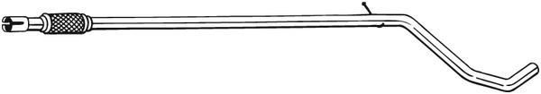 Pakoputki BOSAL 952-141