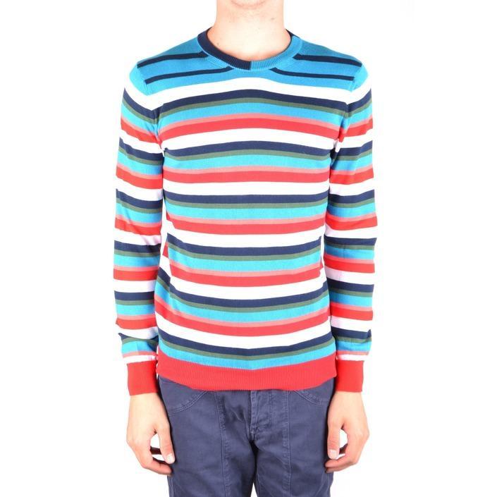 Daniele Alessandrini Men's Sweater Multicolor 163362 - multicolor 48