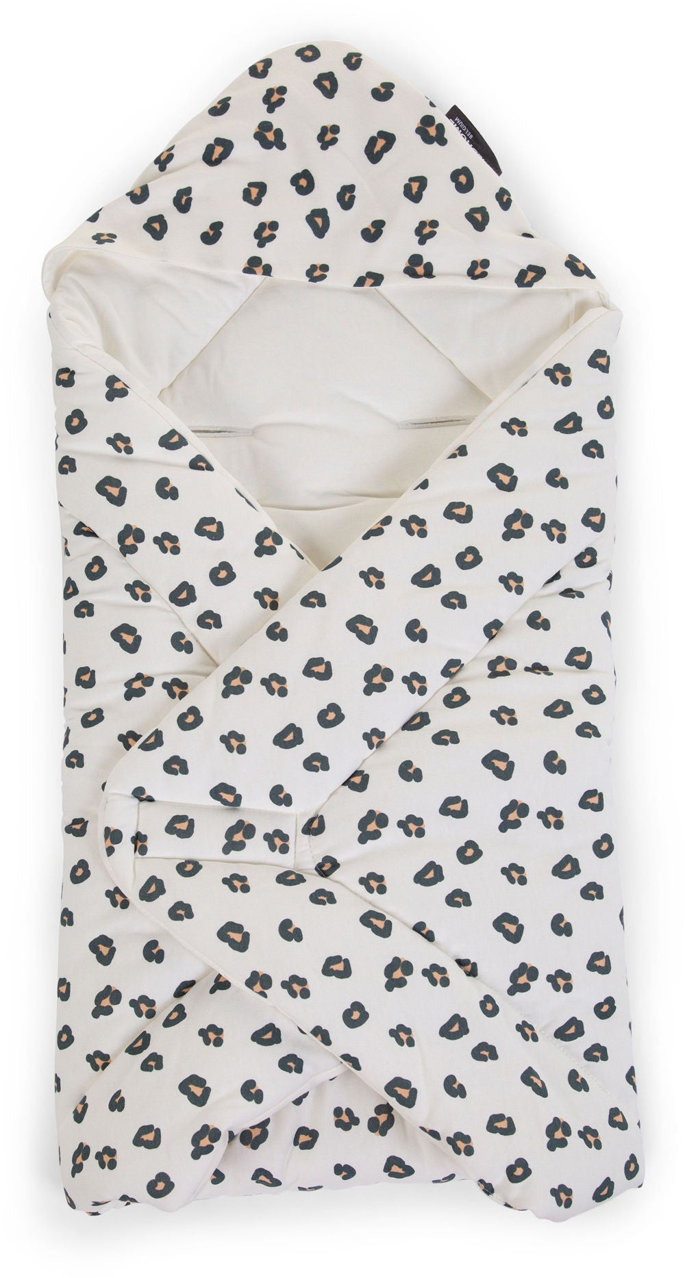 Childhome Swaddle 75x75, Leopard
