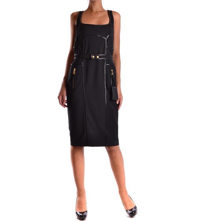 Dsquared Women's Dress Black 187304 - black 44