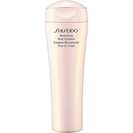 Shiseido Revitalizing Body Emulsion, 200 ml Shiseido Vartaloemulsiot
