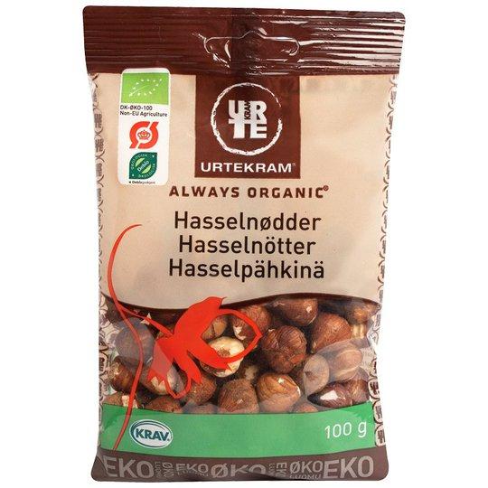 Eko Hasselnötter 100g - 49% rabatt