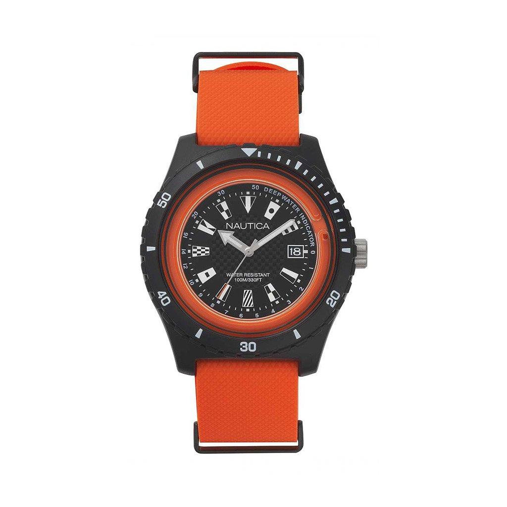Nautica Men's Watch Various Colours NAPSRF - orange NOSIZE