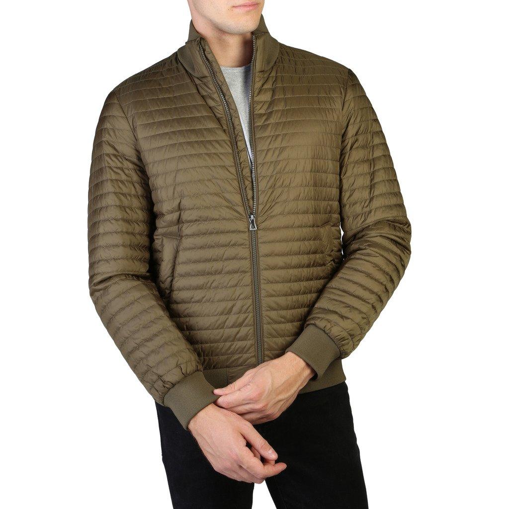 Geox Men's Jacket Green M6420NT2163 - green 50