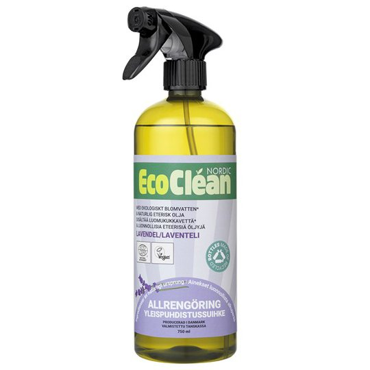 EcoClean Nordic Naturlig Allrengöring Lavendel