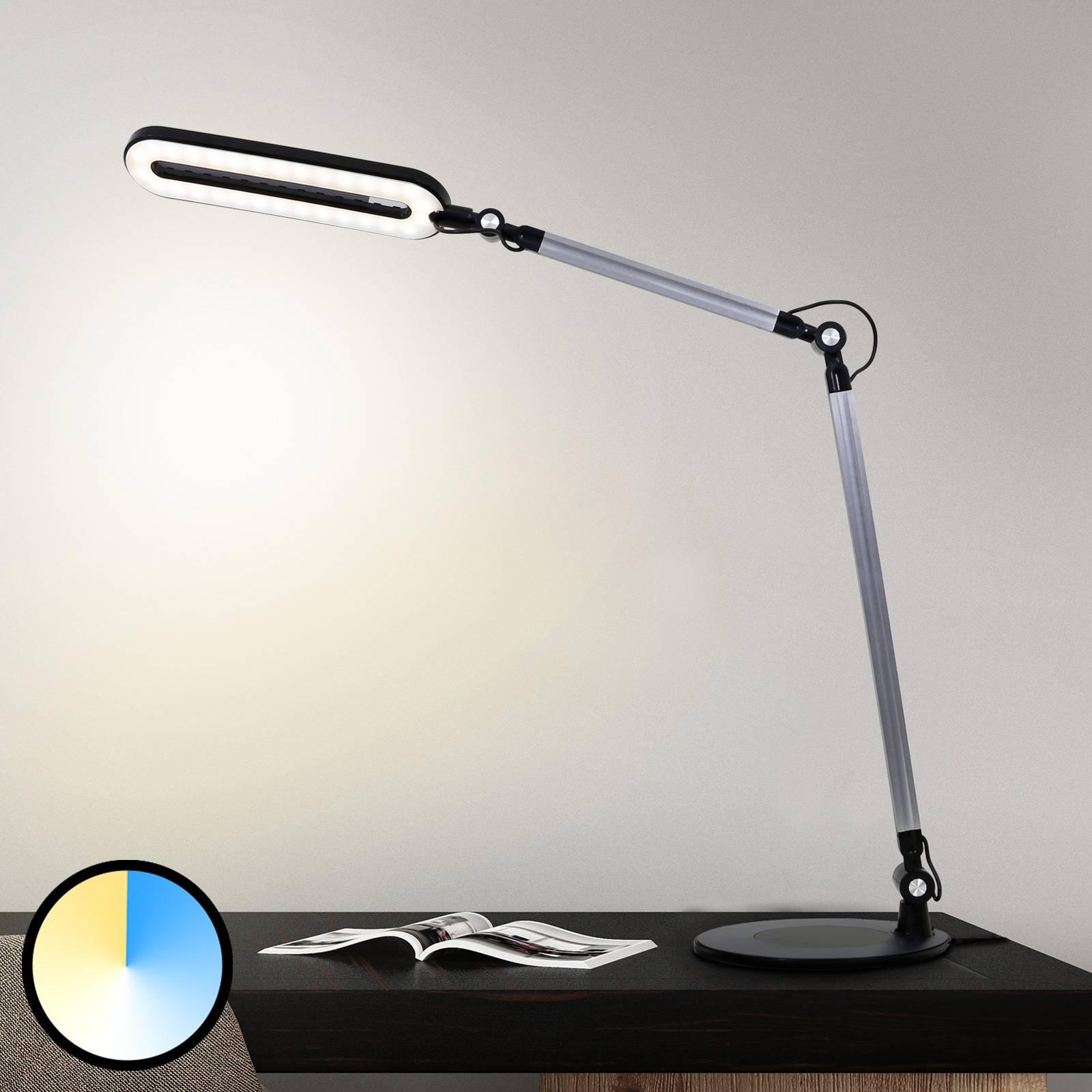 LED-pöytälamppu 7509-015, CCT-toiminto