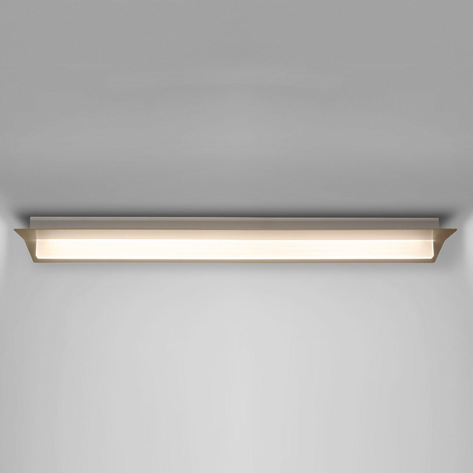 Flurry LED-taklampe, 100 cm, bronse