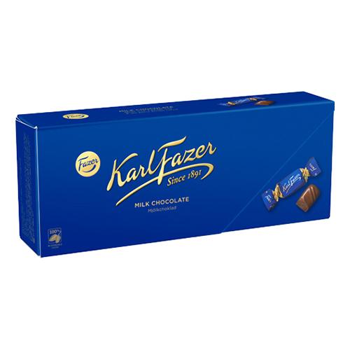 Karl Fazer Mjölkchoklad Presentask