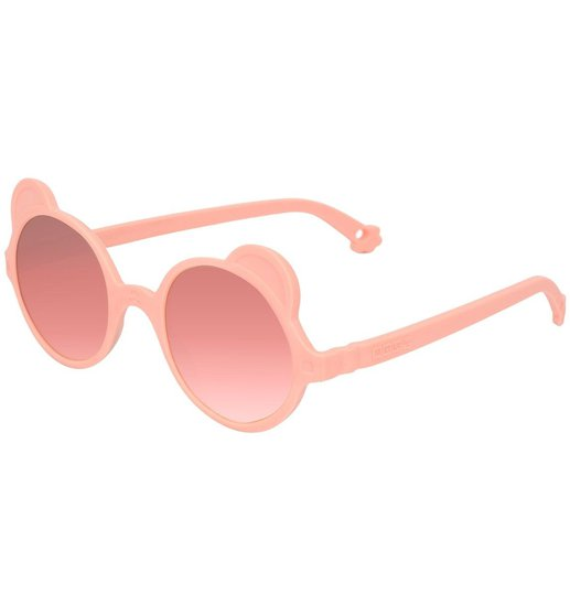 Ki ET LA Ours'on Solbriller, Peach, 1-2 År