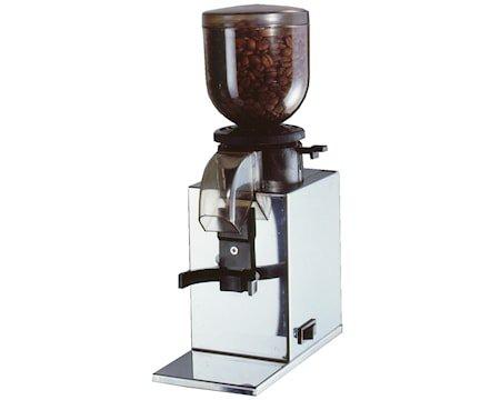 Lux kaffekvern stål