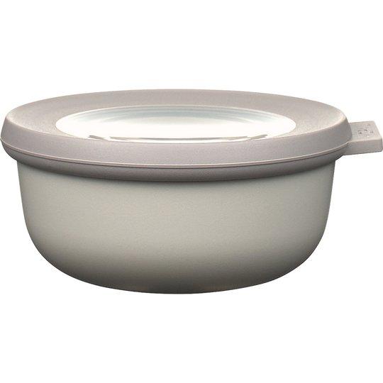 Rosti Mepal Skål med Lock Cirqula 350 ml Nordic White