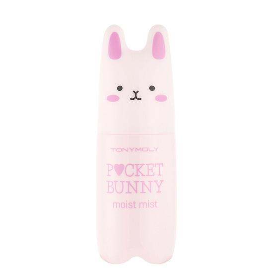 Pocket Bunny Moist Mist, 60 ml Tonymoly Kasvovedet