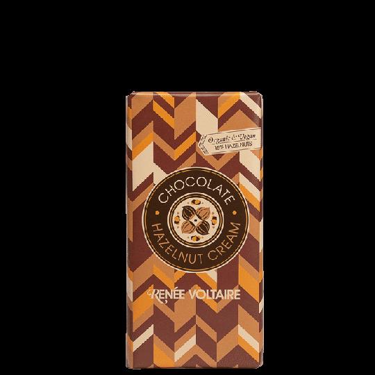 Chokladkaka med Hasselnötskräm, 100 g