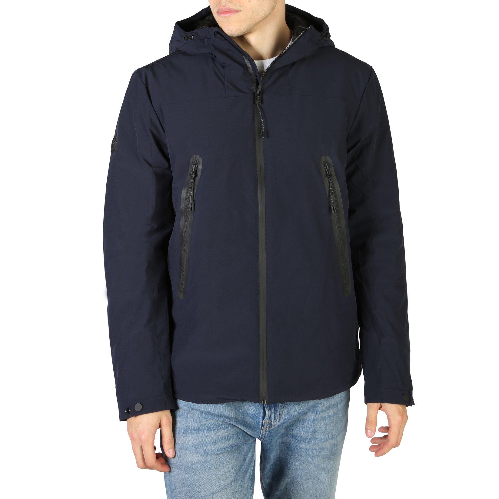 Superdry Men's Jacket Various Colours M5010317A - blue S