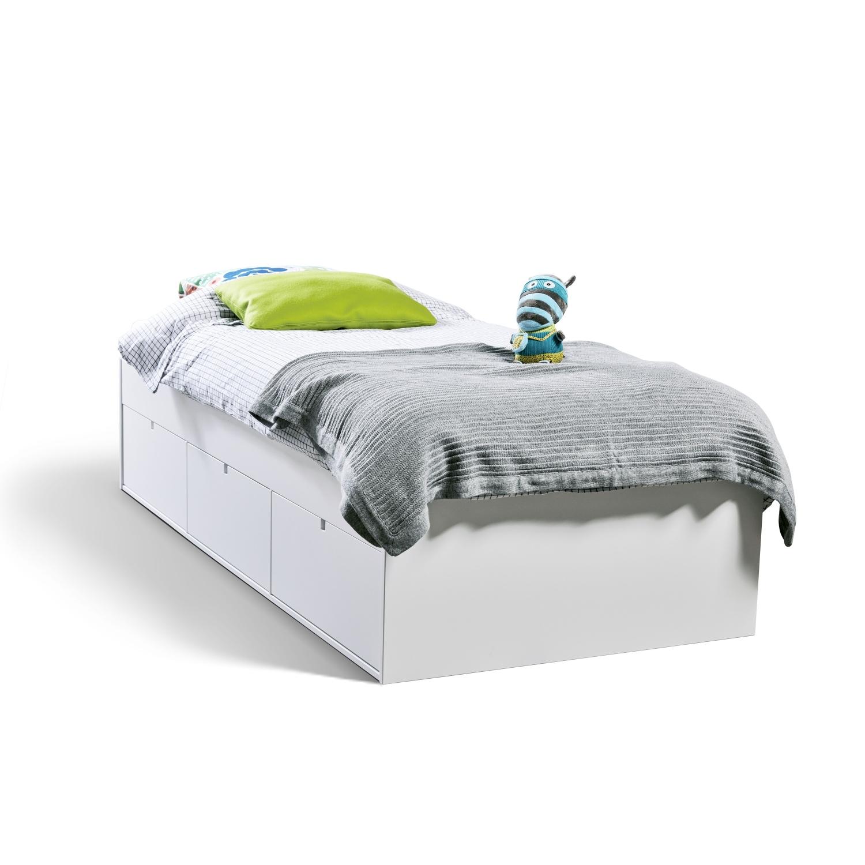 Säng med förvaring Falsterbo, Mavis