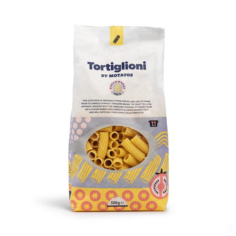 Pasta Tortiglioni - 0% rabatt