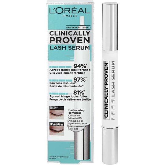 Clinically Proven Lash Serum, 1.9 ml L'Oréal Paris Ripsien hoito ja ripsiseerumit