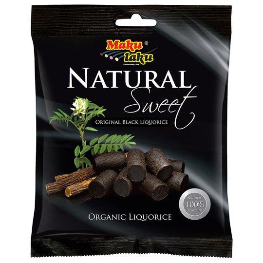Makulaku Sötlakrits Naturell, 100 g