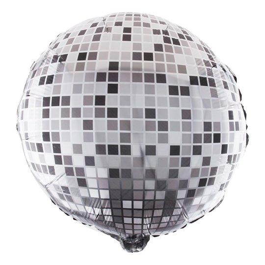 Folieballong Spegelboll