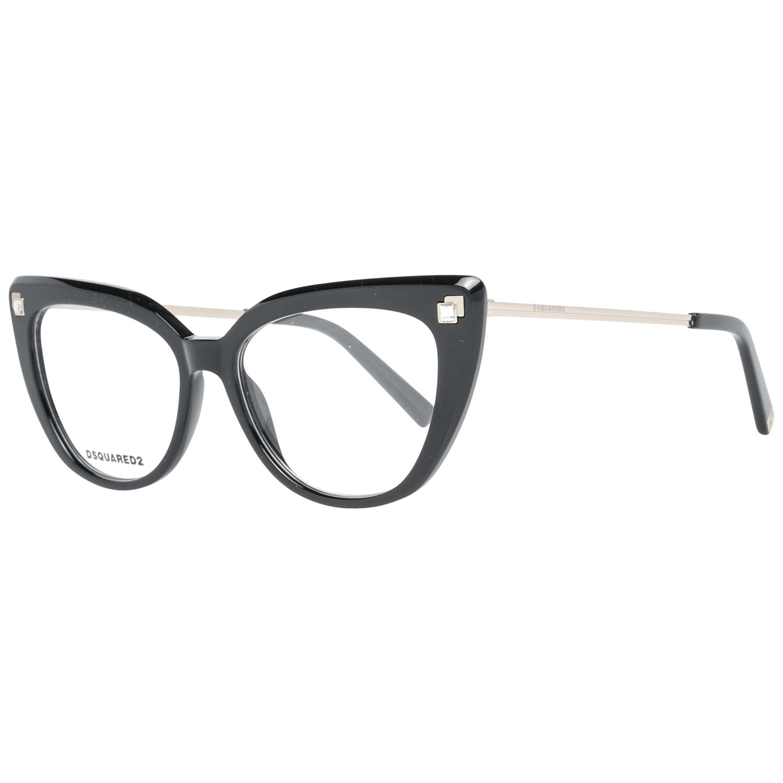 Dsquared² Women's Optical Frames Eyewear Black DQ5289 52001