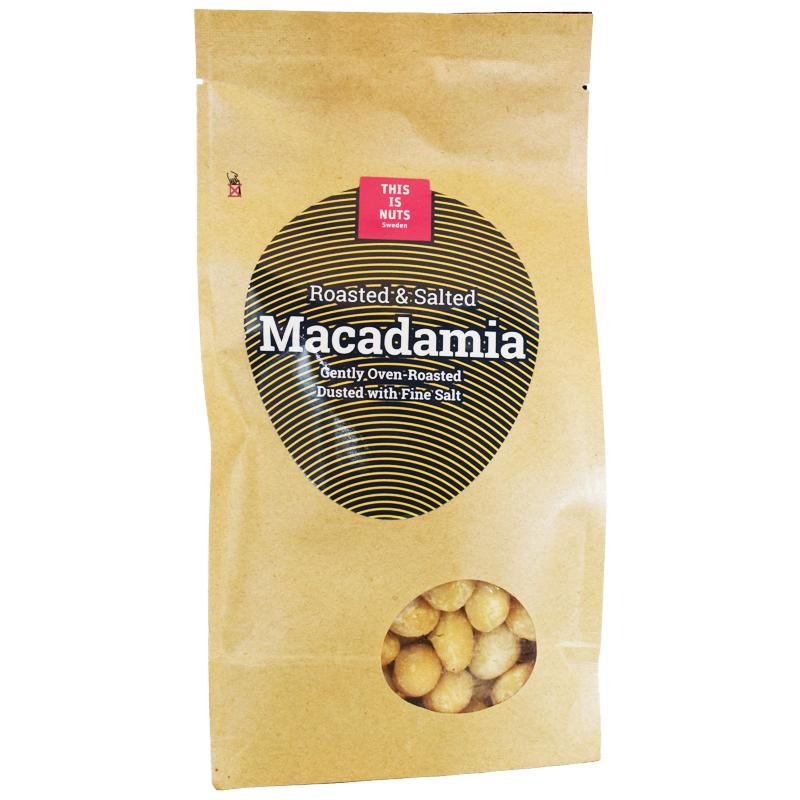 Macadamianötter 300g - 94% rabatt