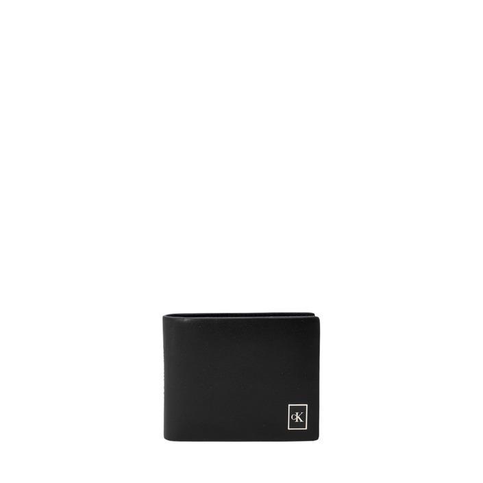 Calvin Klein Jeans Men's Wallet Black 305379 - black UNICA