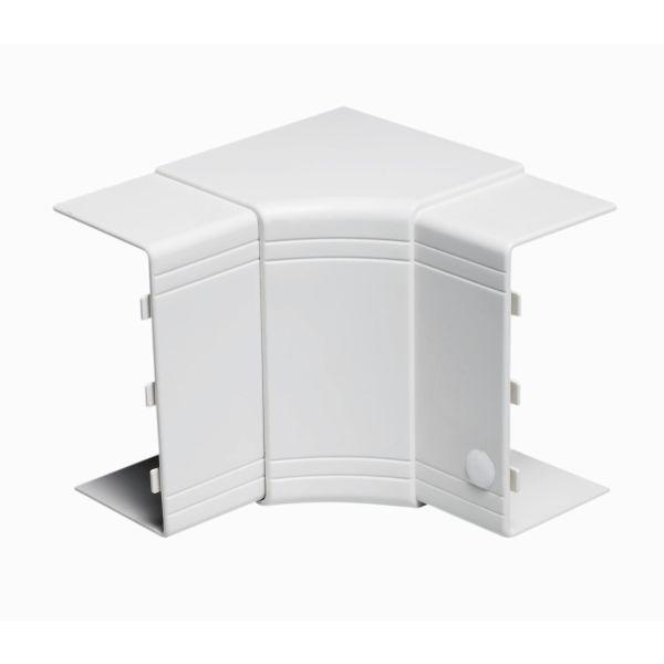 Schneider Electric 5427050 Sisäkulma 70-120°, valkoinen 40 x 40 mm