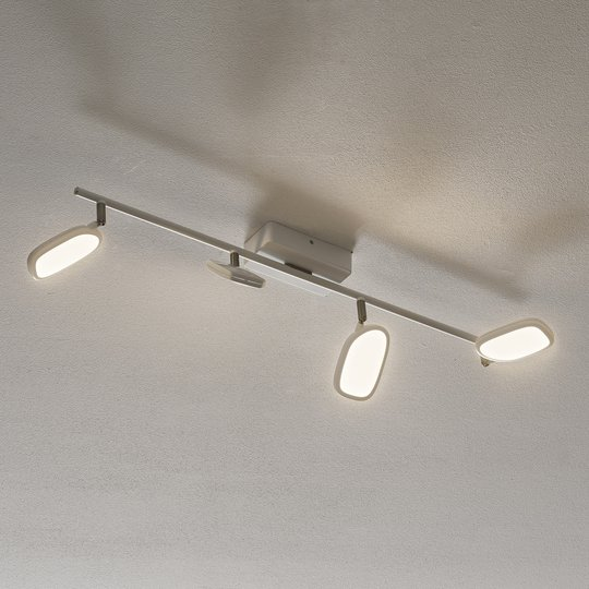 EGLO connect Palombare-C -LED-kattovalaisin