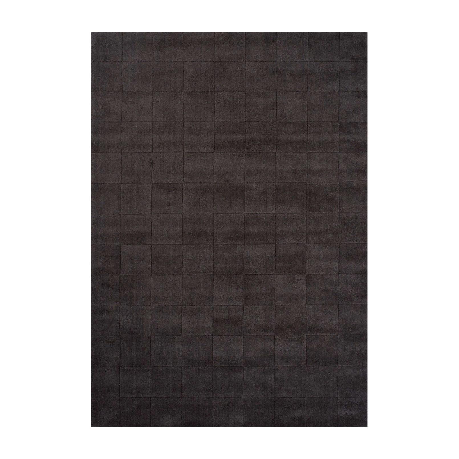Ullmatta LUZERN 140 x 200 cm mellangrå, Linie Design