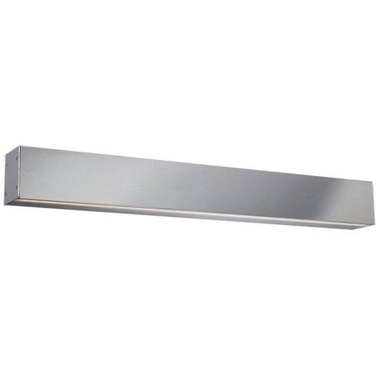 Nordlux IP 84531033 Seinävalaisin 7+9W LED, IP44, 3000K Kromi