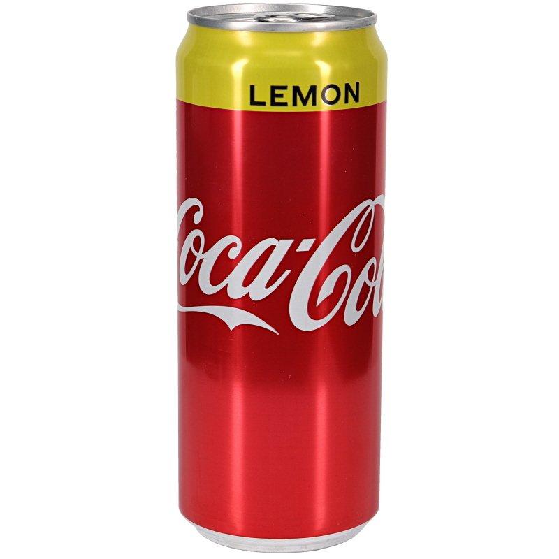 Coca Cola Lemon - 18% rabatt