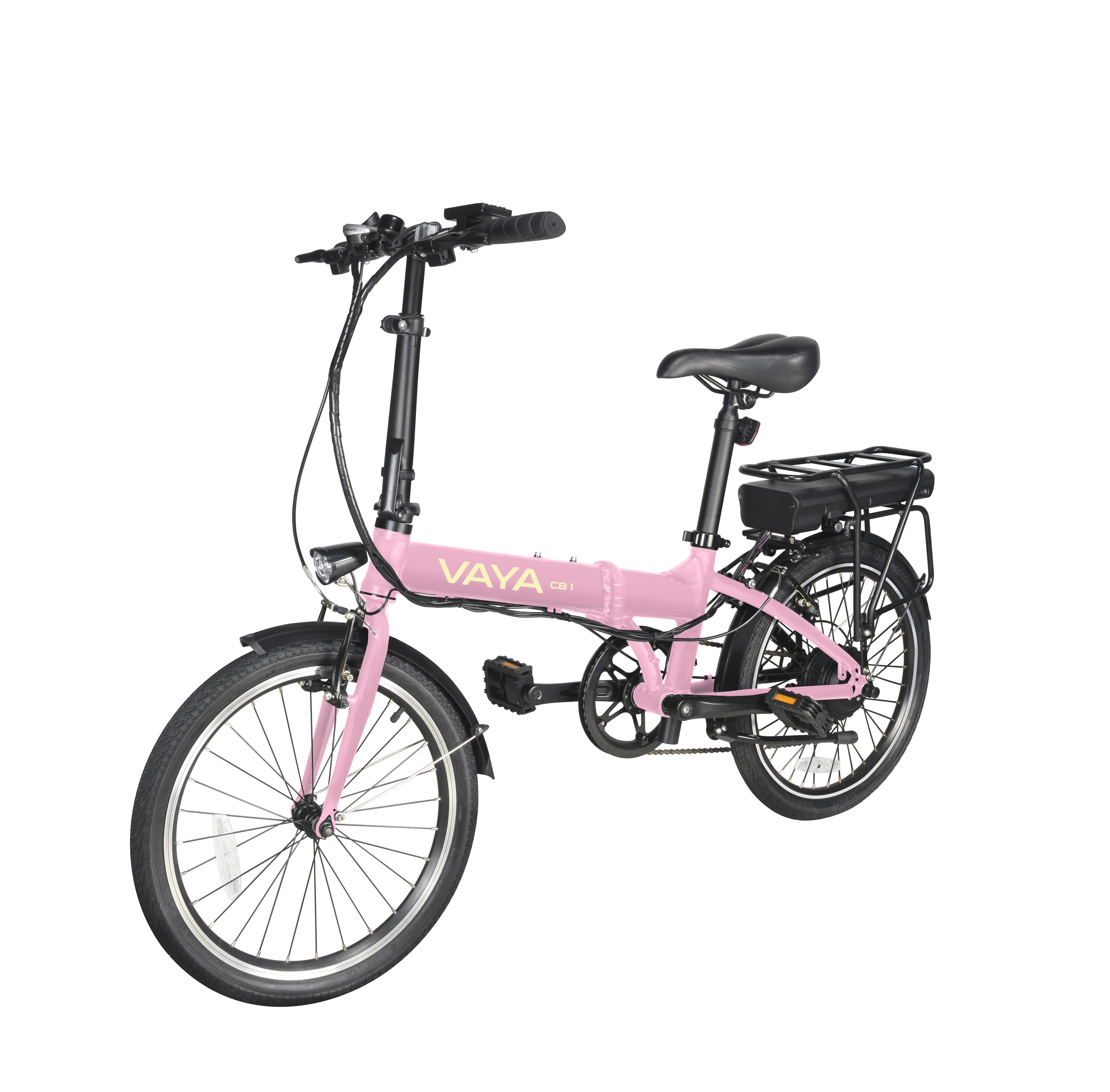 Vaya - CB-1 Electric City Bike - Flamingo (1641FL)